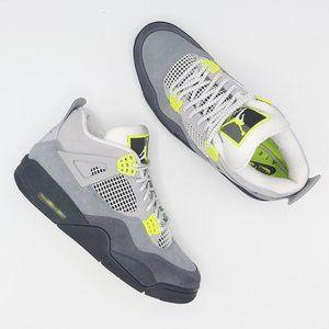 Nike Air Jordan 4 'Neon'